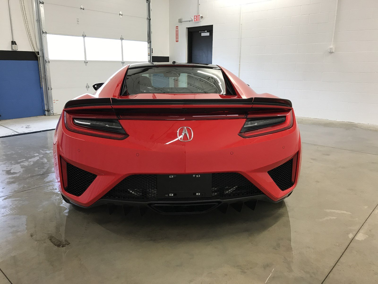 Pre Owned 2017 Acura NSX 2dr Car in Erie P