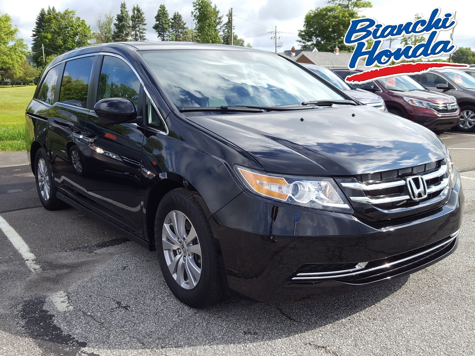 Certified Pre Owned 2016 Honda Odyssey Ex L Mini Van Passenger In Fuel Pump Unit