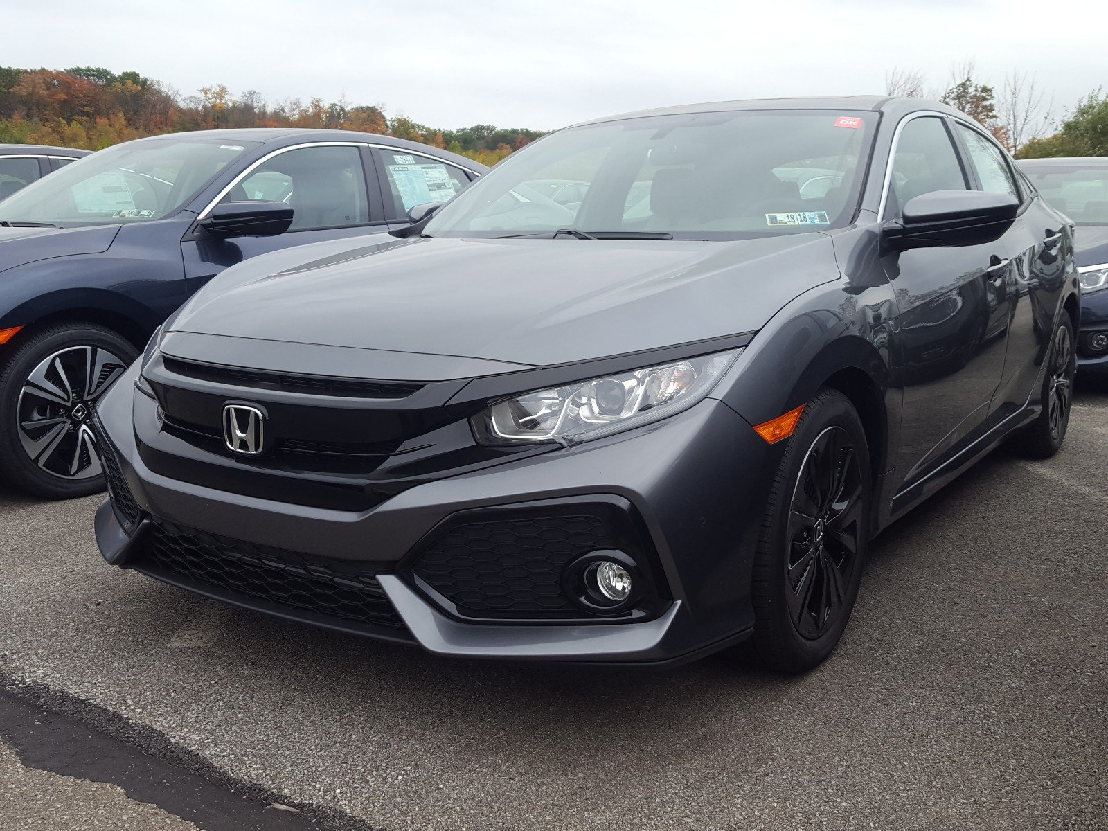 Honda civic hatchback lease specials new honda release for Honda civic specials