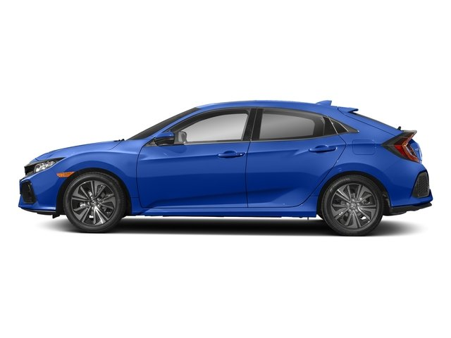 New 2018 Honda Civic Hatchback Ex Cvt