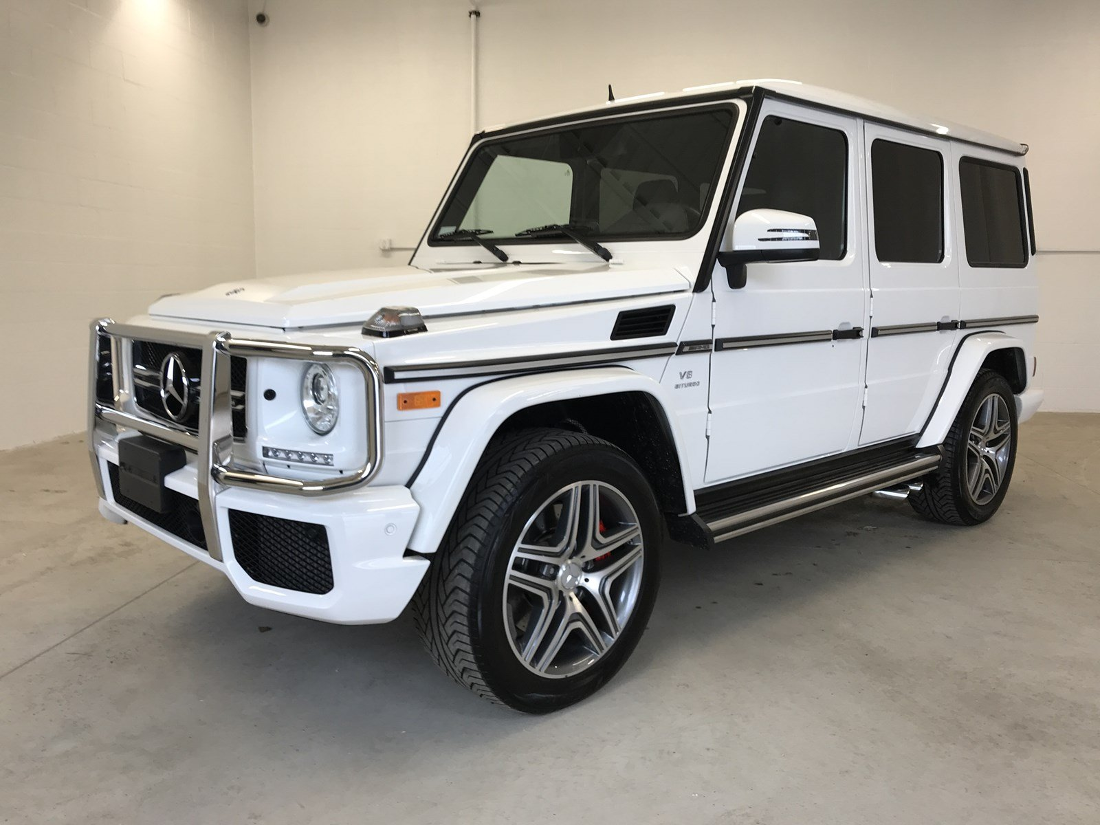 Pre Owned 2016 Mercedes Benz G Class AMG G 63 Sport Utility in Erie