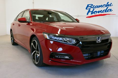 New 2020 Honda Accord Sedan Sport 1.5T CVT