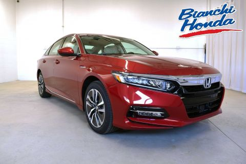 New 2018 Honda Accord Hybrid EX-L Sedan