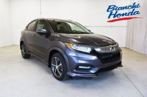New 2019 Honda HR-V Touring AWD CVT