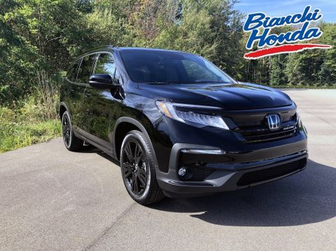 New 2020 Honda Pilot Black Edition AWD