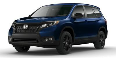 New 2019 Honda Passport Sport AWD