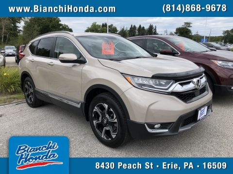 Certified Pre-Owned 2017 Honda CR-V Touring